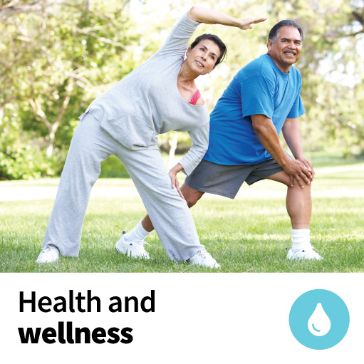 Health and wellness workshops