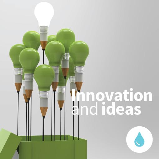 Innovation and ideas