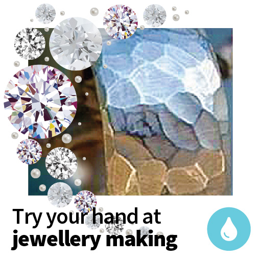 Join us for jewellery making