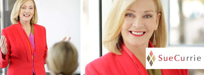 Sue Currie, Personal Branding Speaker