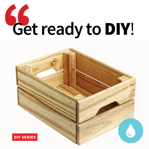 Try your hand at a DIY