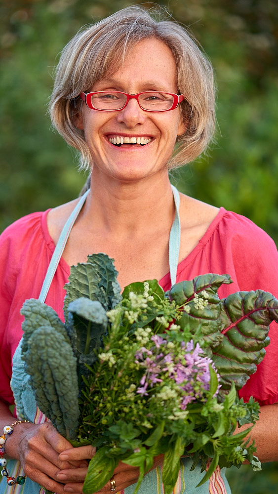 Jane O'Brien - Contribute to something bigger than yourself with Takeaway Gardening